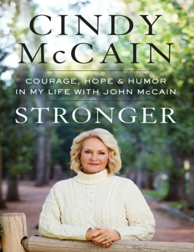 Stronger by Cindy McCain 2021