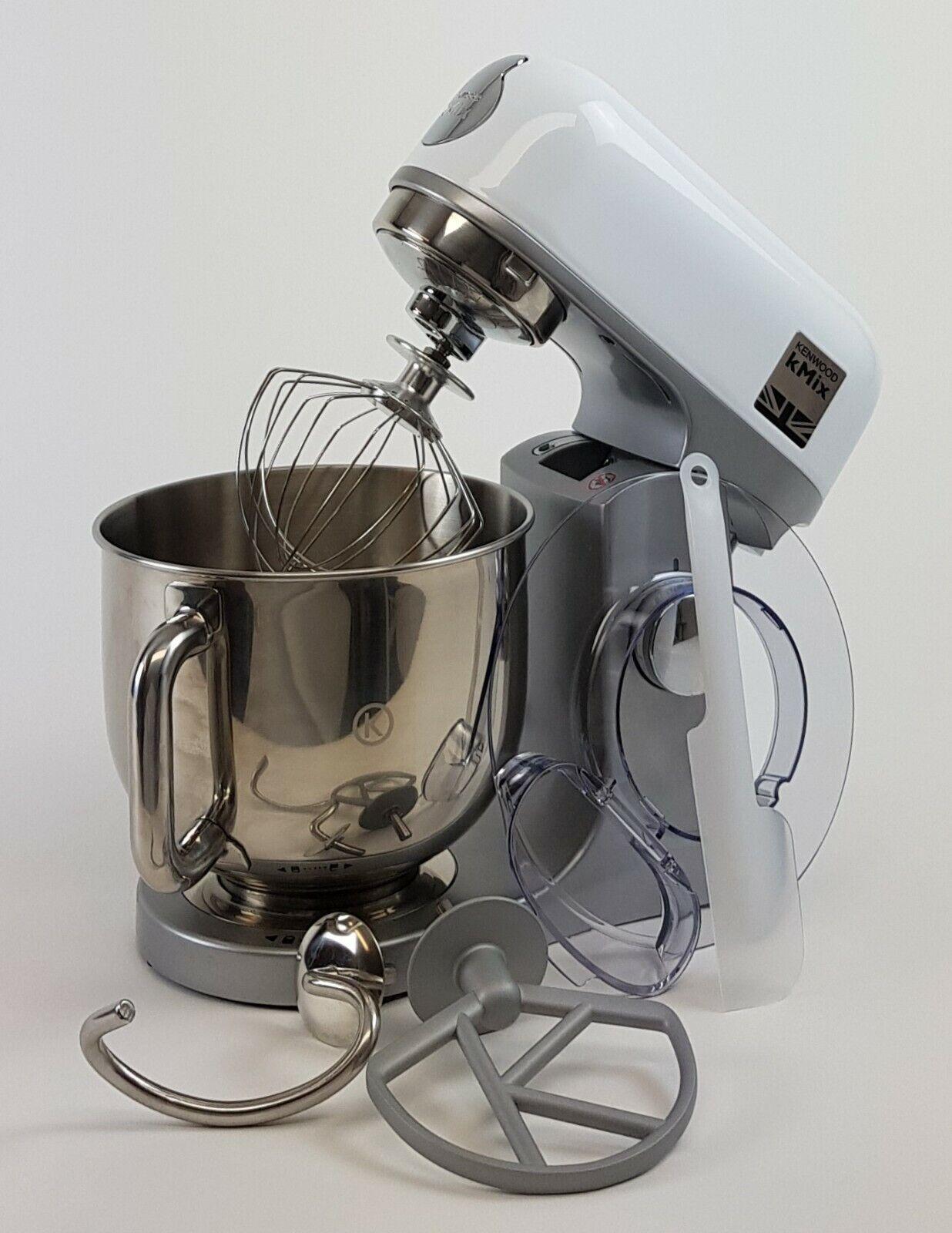 Küchenmaschine Knetmaschine 5 l Edelstahl Schüssel Kenwood kMix KMX750WH, B-Ware