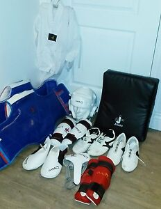 Tae Kwon Do Equipment (items can be sold individually) West Island Greater Montréal image 1