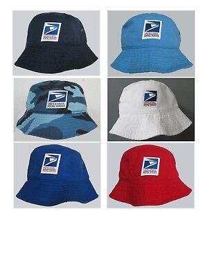 USPS Postal Stonewashed Bucket Hat