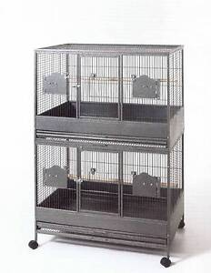 Brand New Double Stacker Breeding Cage Bird Parrot Aviary * ED26 Thomastown Whittlesea Area Preview