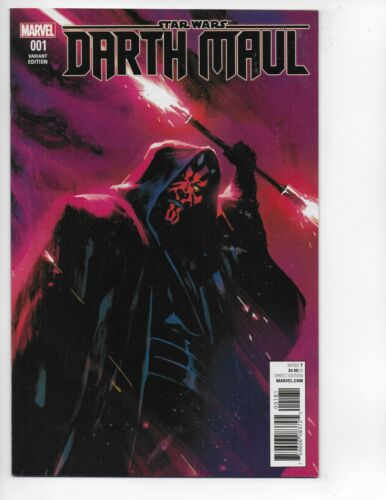 Darth Maul 1 Dark Horse 1:25 Variant 2017 Star Wars htf key marvel comic