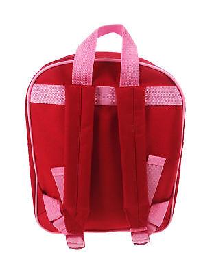 Peppa Pig Hopscotch Pink Backpack Child Toddler School Bag Rucksack