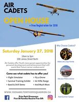Air Cadet Open House & Exhibition