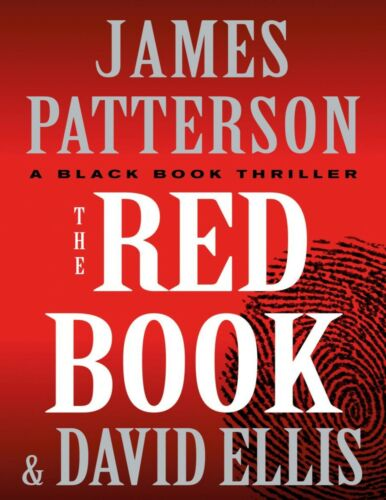 The Red Book (A Black Book Thriller 2) by James Patterson 2021