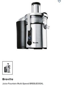 Breville Juicer in Perfect Working Condition