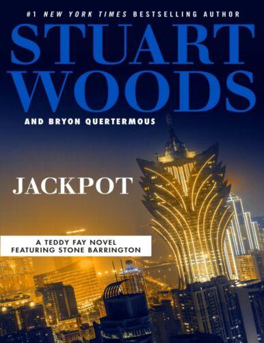 Jackpot (A Teddy Fay Novel Book 5) - Stuart Woods