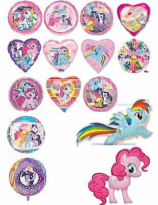 MLP My Little Pony Foil Balloons Party Ware Decoration Novelty Gift Helium](My Little Pony Partyware)