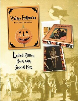 Vintage Halloween - Tricks, Treats & Traditions. (Limited Edition Box)  - Halloween Tricks