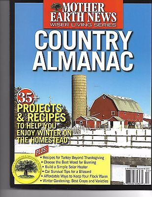 Mother Earth News Country Almanac Winter 2016