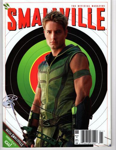 Smallville Official Magazine 31 March/April 2009