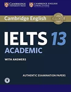 Cambridge IELTS 13 Academic Student's Book with Answers with Audio: Authentic Ex