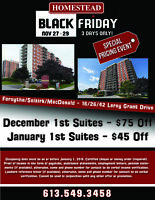 Selkirk - 16 Leroy Grant Dr - 1 Bdrm - Black Friday Sales Event!