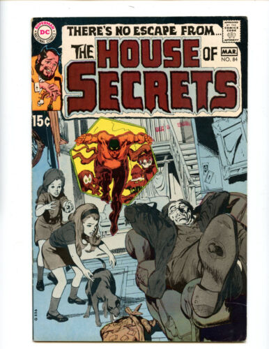 House of Secrets 84 Neal Adams cover!