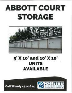 Abbott Court Storage