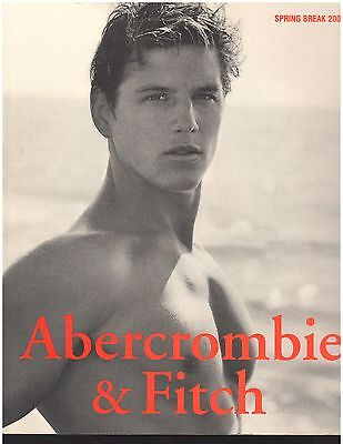 Abercrombie & Fitch 2004 Spring Catalog A&F Quarterly Bruce Weber photography, used for sale  Providence