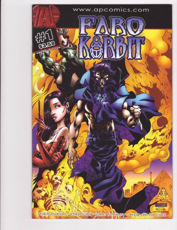 Faro Korbit #1-2 Set AP Comics