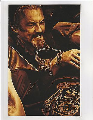 Sons Of Anarchy  2013   3 Nm  9 2 Virgin Variant Boom  Studios