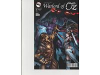 Oz Reign of the Witch Queen #1 Cover D GFT Zenescope NM Pantalena