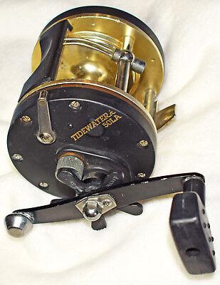 Shakespeare Tidewater 50La Saltwater Levelwind Fishing Reel
