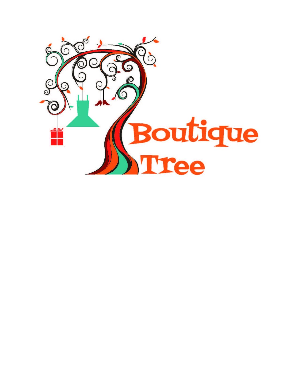 Boutique Tree by Tink'r'Tam