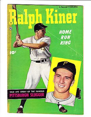 Ralph Kiner, Home Run King      : 1950 :     : True Life Story! :