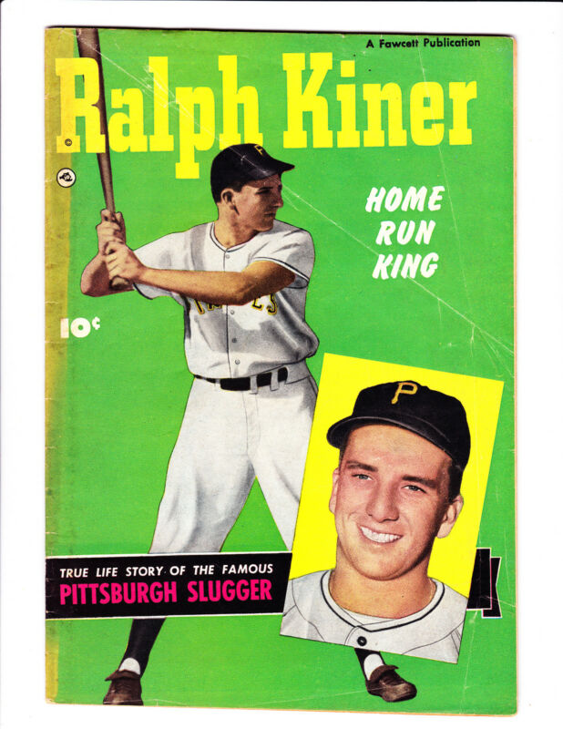 Ralph Kiner, Home Run King      : 1950 :     : True Life Story! :