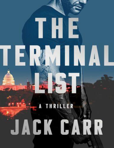 The Terminal List: A Thriller  - Jack Carr