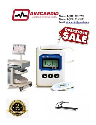 Mortara X Scribe Stress System With Treadmillpatient Readywarranty Included