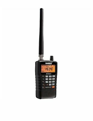 Uniden BC75XLT Handheld Police Scanner Portable Bearcat 300 Channel Fire Nascar