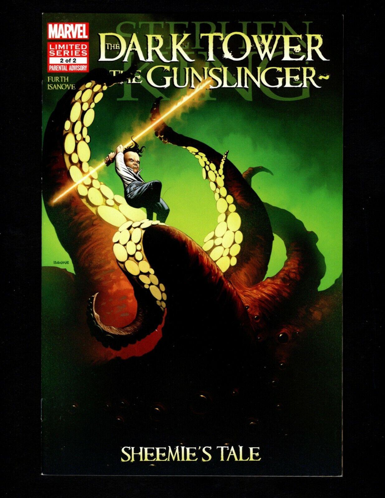Dark Tower The Gunslinger-Sheemie s Tale 2 Marvel - $25.00