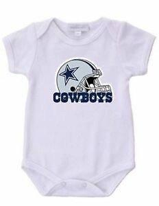 Find Dallas Cowboys Baby Baby apparel at the Official Online Store of the NFL. Enjoy Quick Flat-Rate Shipping On Any Size Order. Browse litastmaterlo.gq for the latest NFL gear, apparel, and merchandise for babies, newborns, infants and kids.