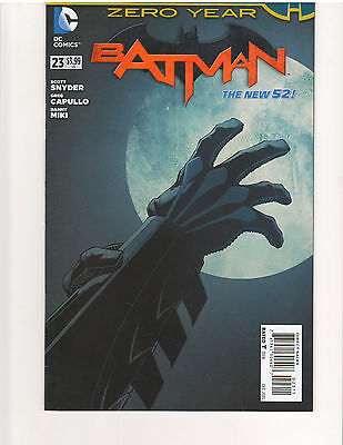 BATMAN #23, THE NEW 52, VF/NM or better (October 2013, DC