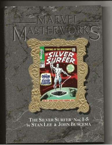 Marvel Masterworks – Vol. 15 NM The Silver Surfer