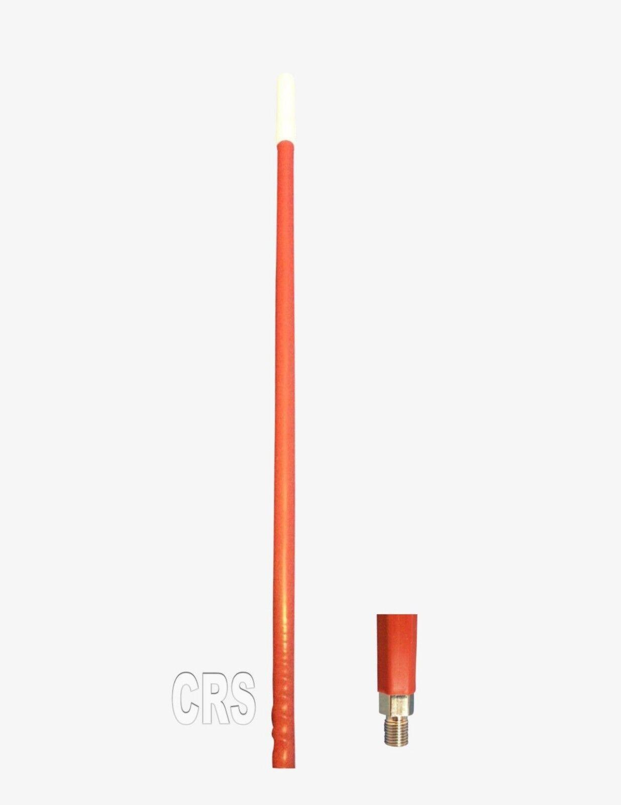 CB RADIO SUPPLY 4` Foot Fiberglass 1000 Watt - RED CB Radio
