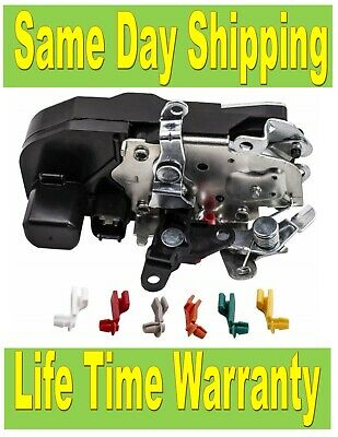 55276791AC Door Lock Actuator Door Lock Latch for Dodge RAM Truck Front Left