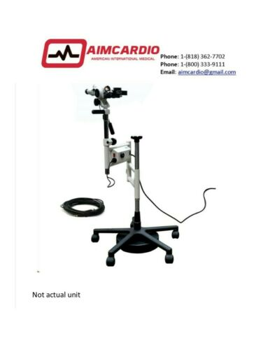 Leisegang Medical Microscope  Working