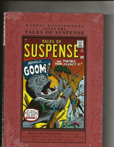 Marvel Masterworks – Tales of Suspense Vol. 2 Sealed
