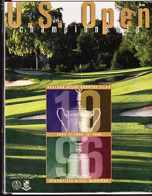 Oakland Hills Country Club (1996 U S OPEN GOLF CHAMPIONSHIP PROGRAM OAKLAND HILLS COUNTRY)
