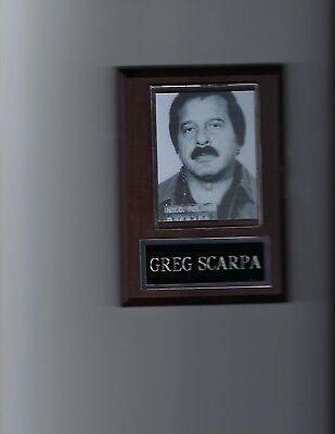Alvin Karpis Mug Shot 8x10 Photo Mafia Organized Crime Mobster Mob Picture Collectibles Mobs, Gangsters & Criminals