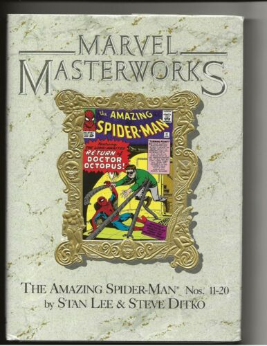 Marvel Masterworks – Vol. 5 Amazing Spider-Man 11-20 Hardcover