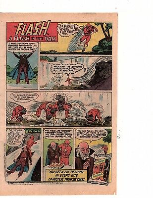 Hostess twinkies  flash a flash in the dam  Comic Print Ad