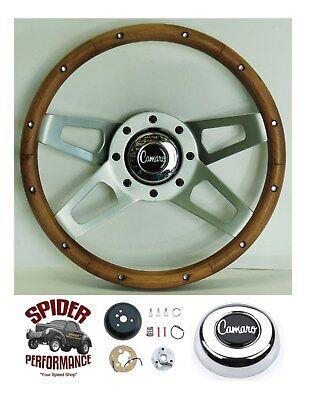 """1969-1994 Camaro steering wheel SS 13 3//4/"""" Grant steering wheel"""