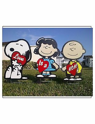 Peanuts  Mothers Day Outdoor Decorations (Mothers Day Decorations)