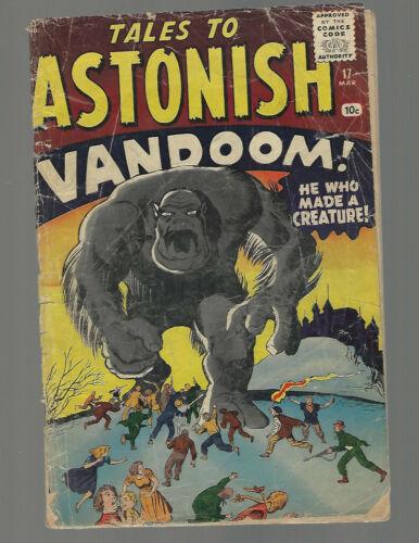 Tales To Astonish #17 Vandoom