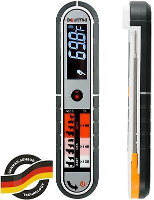 Gourmia Gth9150 Commercial Grade Contact Non Contact Dual Meat Thermometer