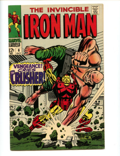 Iron Man 6 sharp copy