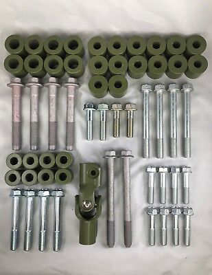 """complete Strut Lift Kit Spacer 1-1//2/"""" Bolt On Honda Crv,97-01"""