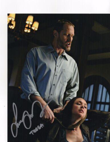 Lindsey McKeon Autograph 8x10 Photo Picture Signed COA SuperNatural Tessa Z4