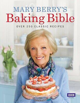 Mary Berry's Baking Bible - 250 Classic Recipe's - Digital PDF Book